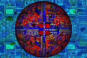digitalización_boladelmundo_rodeada_microchip_G