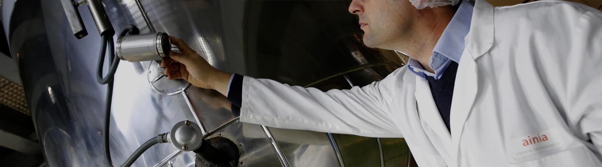 Sector químico, diseño higiénico