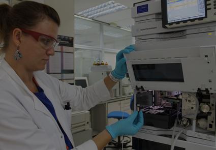 laboratorio quimica ainia