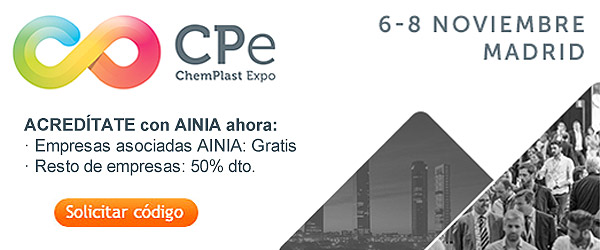 Acreditacion ChemPlast Expo 2018 con AINIA