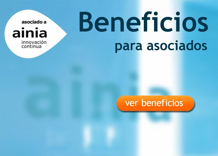 Beneficios asociados AINIA