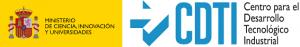 Logo CDTi compuesto