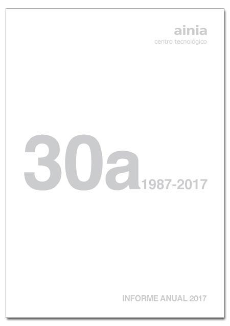 ainia informe anual 2017