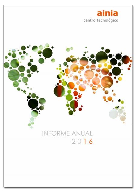AINIA Informe Anual 2016
