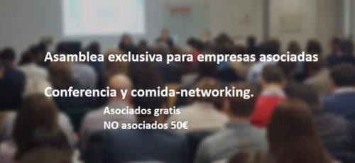 Asamblea 2019 Ainia