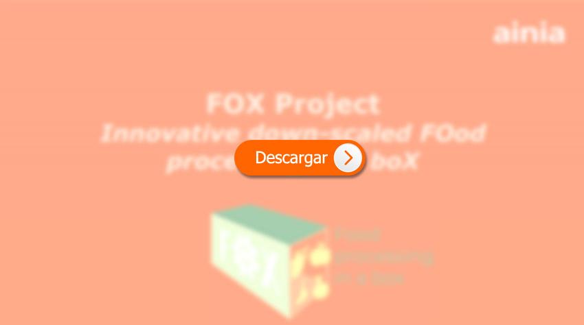 fox project infoday h2020