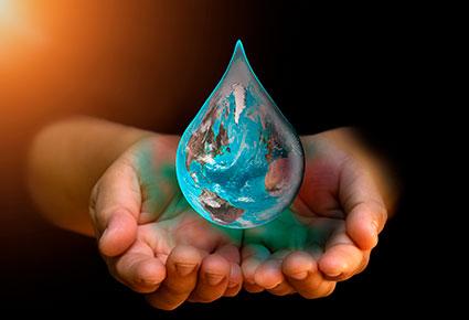 10 fuerzas economía circular agua