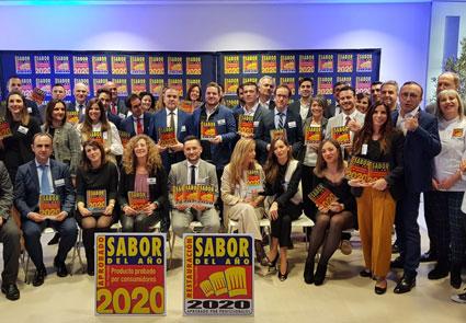 Premios Sabor del Año 2020
