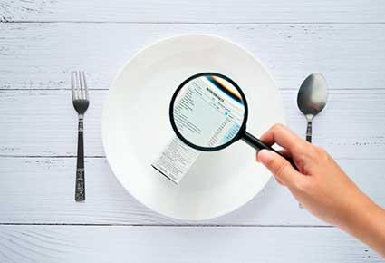 etiquetado nutricional frontal