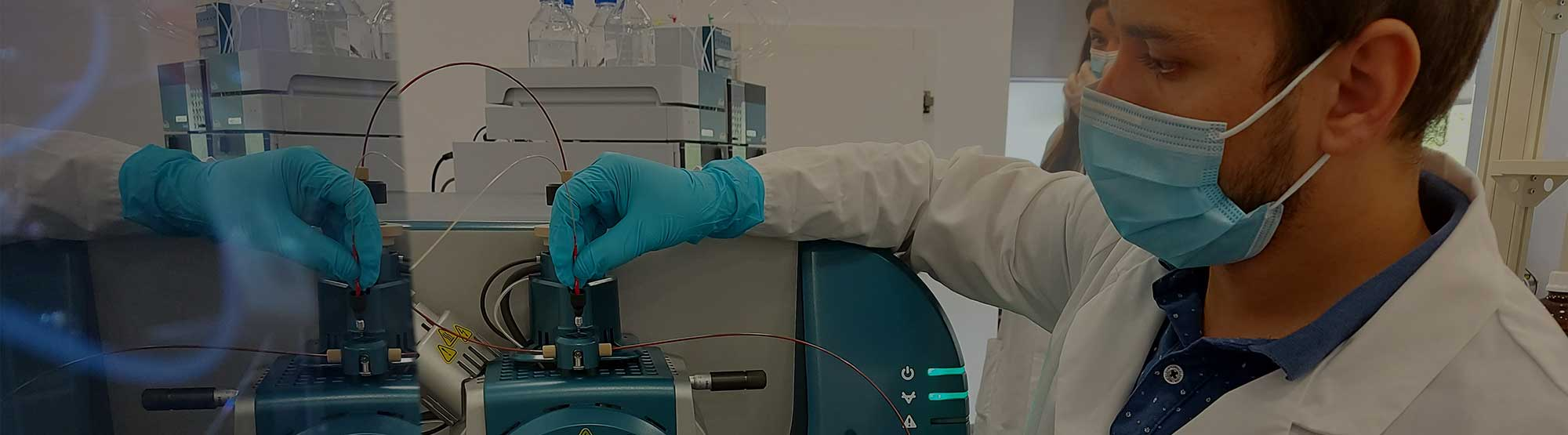 equipo proteómica