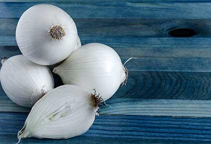hortalizas blancas